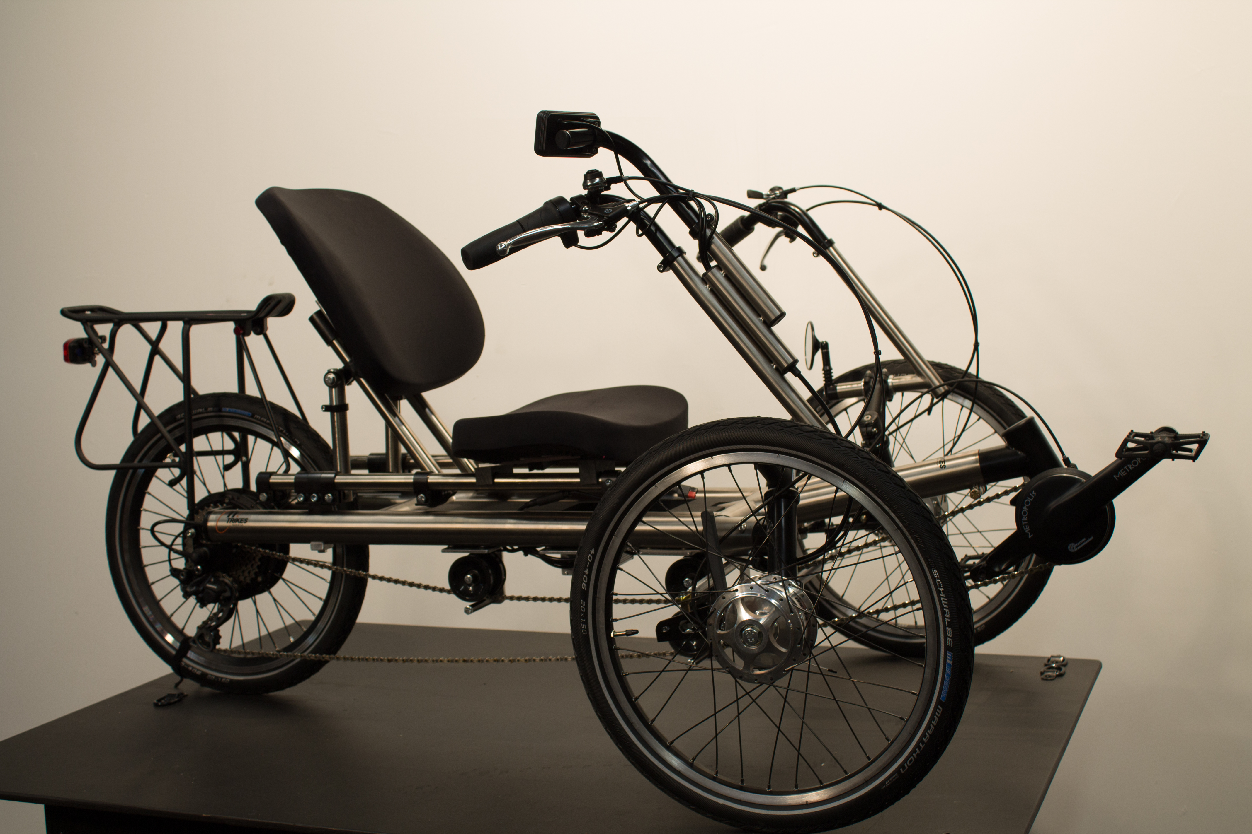 T-250 - Ti-trikes Recumbent Tricycles